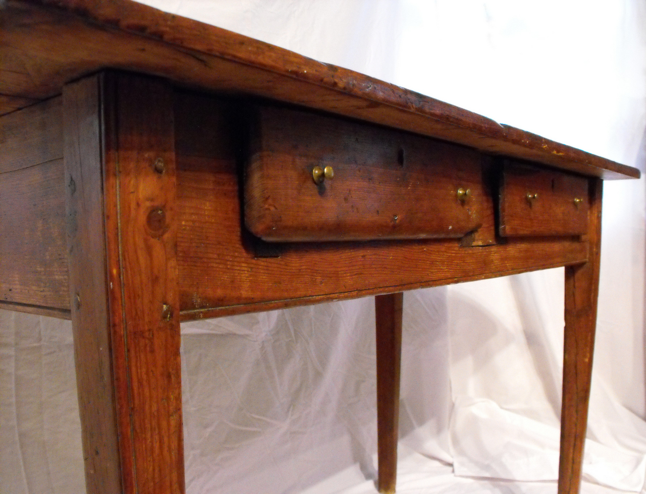 Click on Photo to see larger images. - Antiques And Hand-made Reproduction 18th And 19th Century Furniture