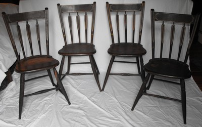 Virginia Arrow Back Windsor Chairs